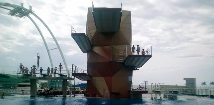Škola skokova u vodu 2016